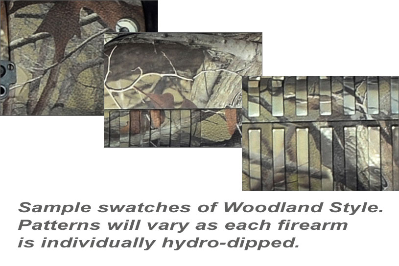Hi-Point Firearms Hunter Series Woodland Style