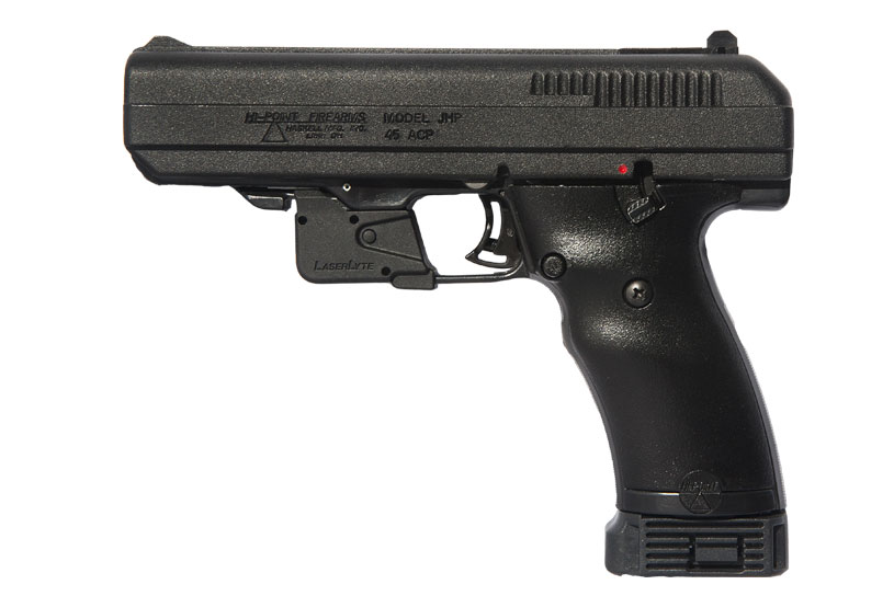 Hi-Point® Firearms: 45ACP Handguns